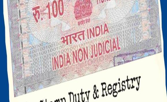Stamp duty & Registration